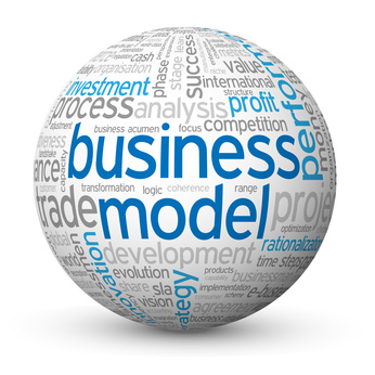 « BUSINESS MODEL » Tag Cloud Globe (strategy Project Management)